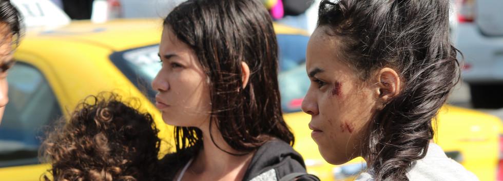 Young Venezuelan Mothers