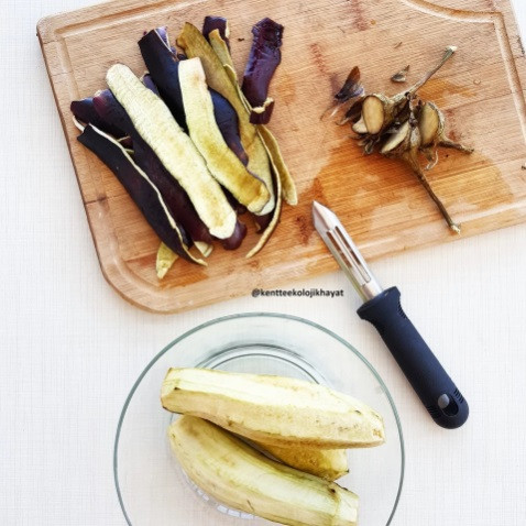 Patlıcan kabuğu cipsi nasıl yapılır?