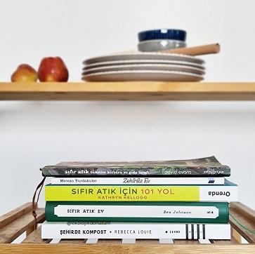 Sıfır atık mutfak kitapları