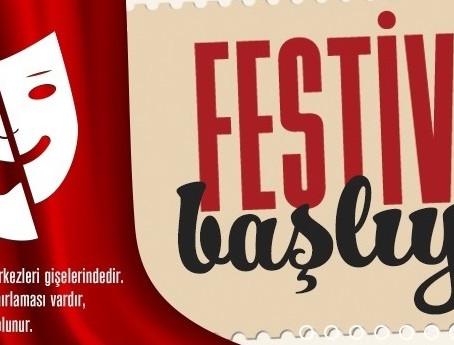 15. Kadıköy Belediyesi Tiyatro Festivali Başlıyor