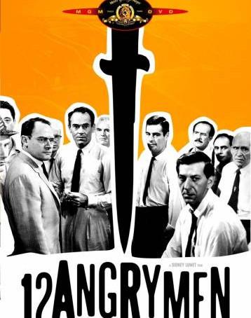 12 Beyaz ve Erkek Jüri Üyesi: 12 Kızgın Adam