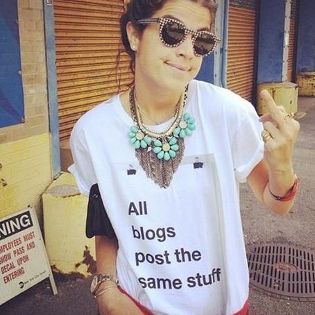 Farklı Bir Moda Bloggeri Leandra Medine