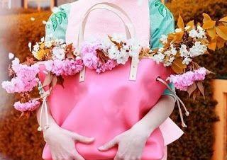 Çantalar Çiçek Açsın