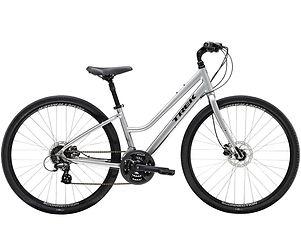 Bicicleta Urbana Trek Verve 2 Disco Low Step 2020