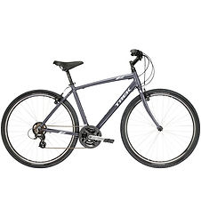 Bicicleta Urbana Trek Verve 1 2019. Tamanho disponível: 15
