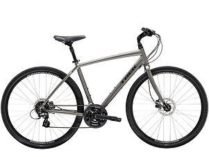 Bicicleta Urbana Trek Verve 2 Disco 2020