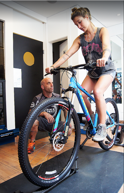 Bike Tech Jardins - Studio Bike Fit