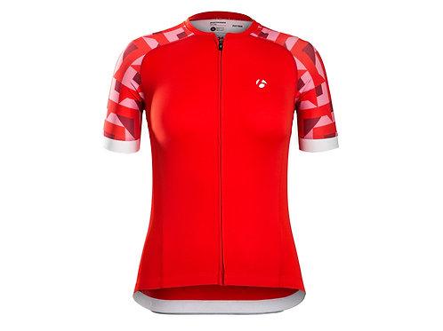 Camiseta feminina de ciclismo Sonic Bontrager