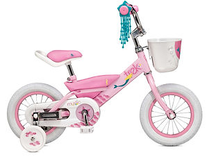 Bicicleta Infantil Trek Mystic 12 Girls
