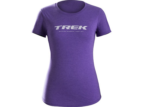 Camiseta feminina Waterloo da Trek
