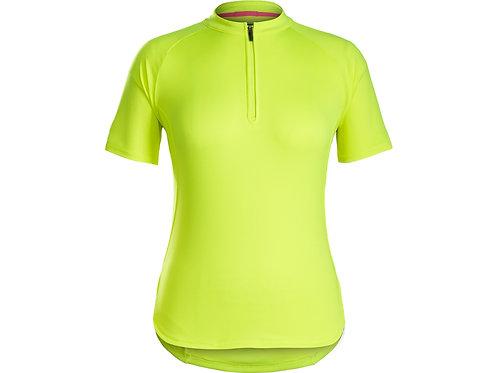 Camiseta feminina de fitness Kalia Bontrager