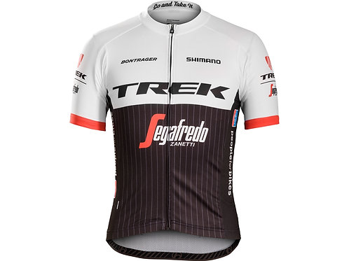 Camiseta de ciclismo Réplica Trek-Segafredo Bontrager