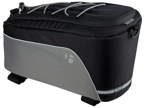 Alforje Bontrager Trunk Bag - Traseiro Com Fixação por Velcro 10.0lts - Preto