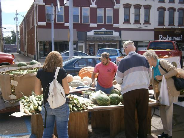 Greensburg Farmer's Market