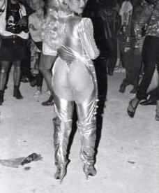 Dancehall Queen Carlene