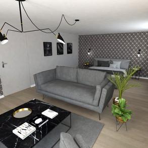 Chambre n°4 - pierre