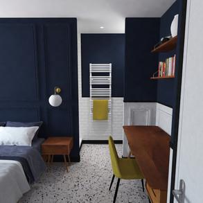 Chambre n°3 - fruit