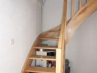 escalier combles - existant