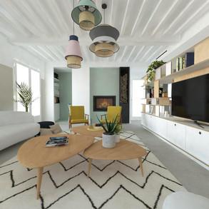 Aménagement-maison-treves-rhone-lyon-la-