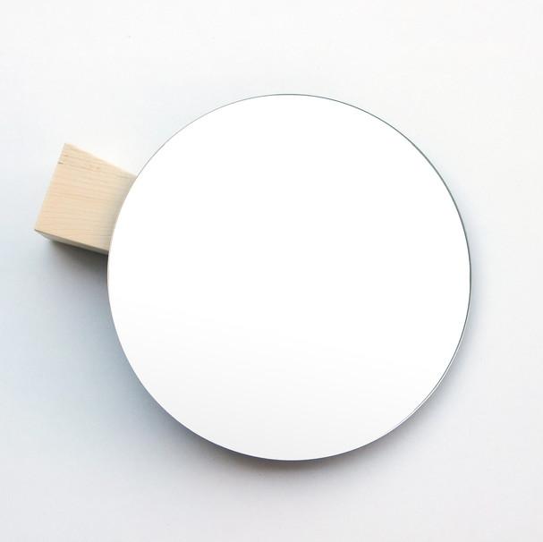 miroir coin