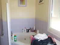 salle de bain - existant