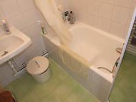salle d'eau - existant