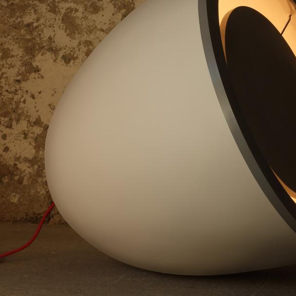 lampe au sol Bell