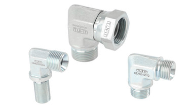60 Degree Cone Connectors - ISO 8434-6 - (Equivalent to Parker/ STAUFF)