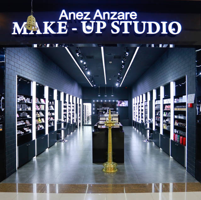 Anez Anzare Make - Up Studio