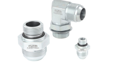 37 Degree Flare Connectors - ISO 8434-2/ SAE J514 - (Equivalent to Parker/ STAUFF)