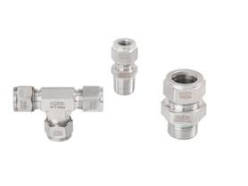 Twin Ferrule Instrumentation Fittings (Equivalent to Swagelok/ Parker A-Lok)