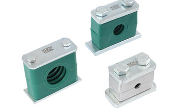 Tube/Pipe Clamps - DIN 3015 - (Equivalent to STAUFF)