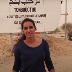Times Of War Through The Eyes of Arab Female Journalist