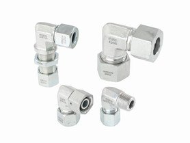 24 Degree Single Ferrule/Weld Fittings ISO 8434-1 - (Equivalent to Parker)