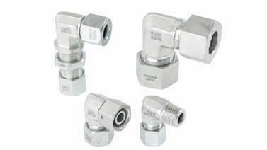 24 Degree Single Ferrule/Weld Fittings ISO 8434-1- (Equivalent to Parker)
