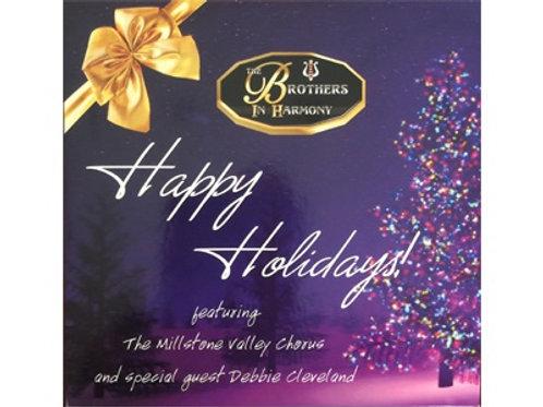 Brothers in Harmony Happy Holidays CD