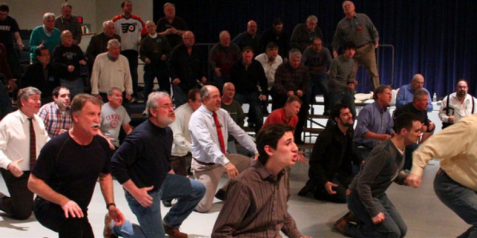Visit a Brothers in Harmony Rehearsal any Wednesday 7PM to 10PM