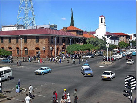 Bulawayo Traffic Lights Escape