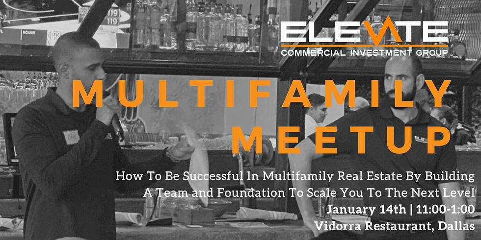 Elevate Multifamily Meetup - Dallas