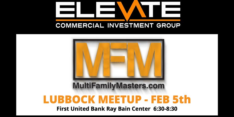 Elevate Multifamily Masters Meetup - Lubbock, TX