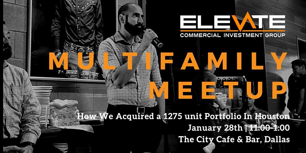 Elevate Meetup in Dallas