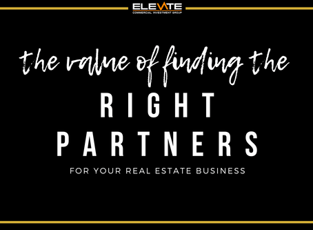 The Value of Finding the Right Partners