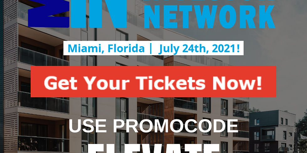 Multifamily Investor Network Conference (MFIN)