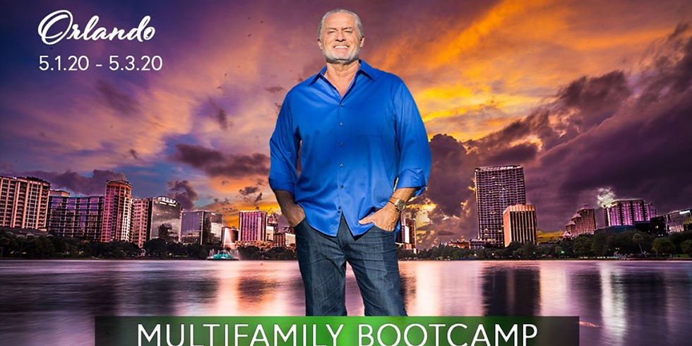 Multifamily Bootcamp - Use code 'ELEVATE' for $100 discount