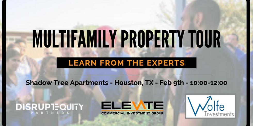 Houston Property Tour