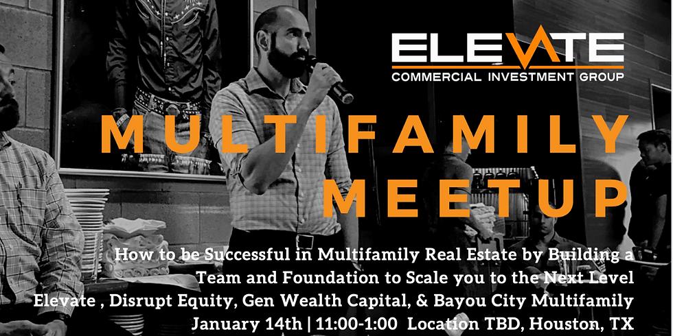 Elevate Meetup - Houston