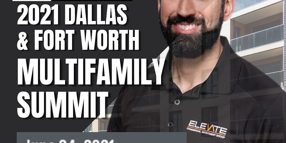 2021 Dallas and Fort Worth Multifamily Summit
