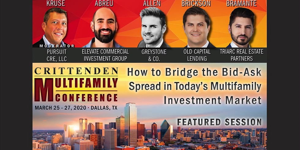 Crittenden Multifamily Conference