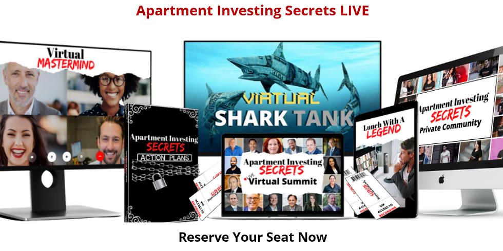Apartment Investing Secrets Online Summit
