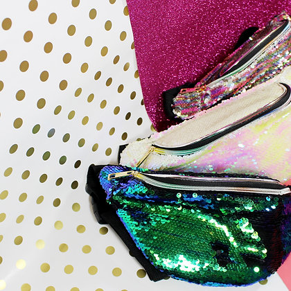 Mermaid Sequin Fannypack